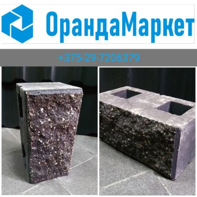 декоративный Блок демлер Ежевика