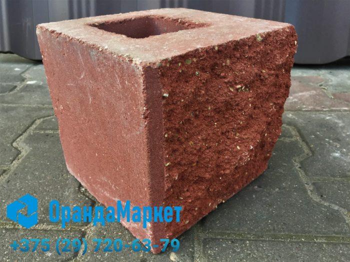 блок демлер красный кубик