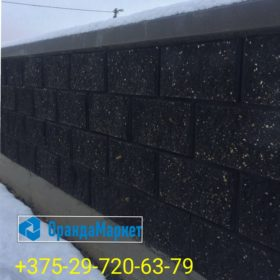 Блоки в Бресте размер 20х20х40