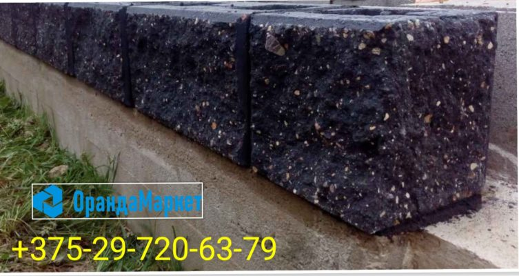 Блоки демлер размер 20х20х40