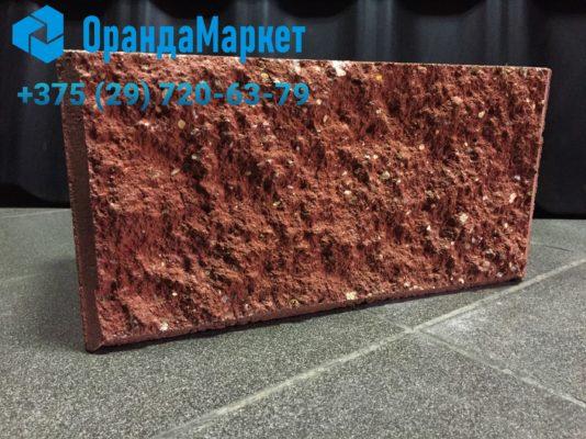 блок демлдер фото красный размер 20х20х40 в Бресте