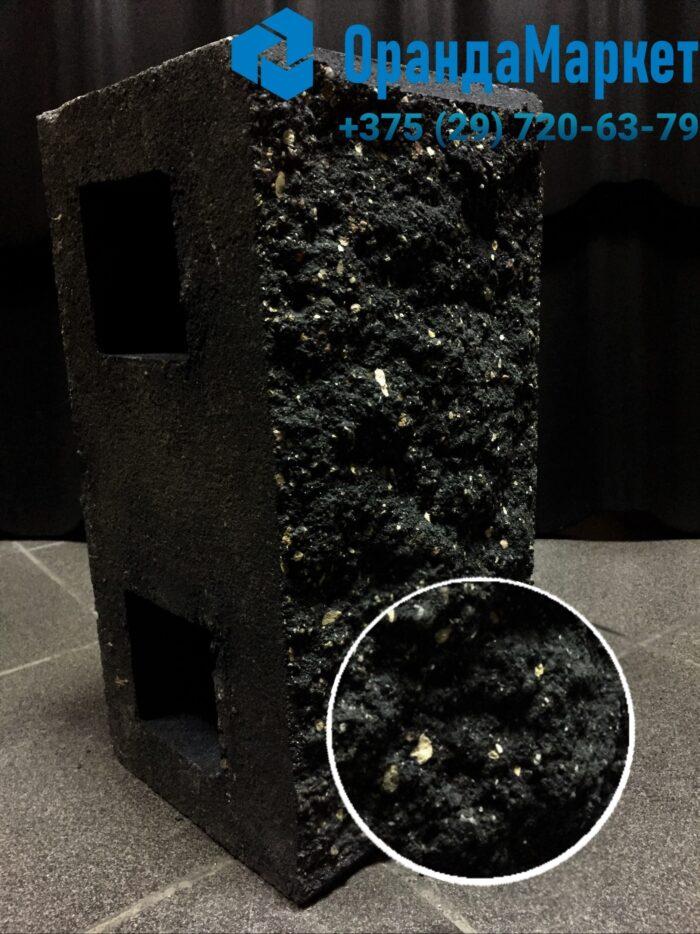 блок демлер черный
