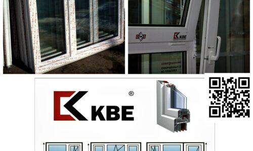 Пластиковые окна KBE в Бресте