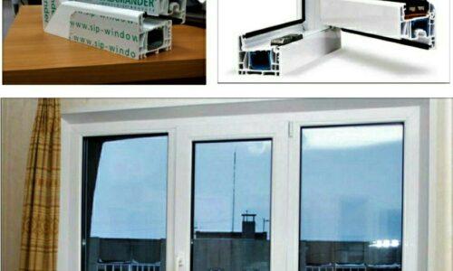 Пластиковые окна SALAMANDER Брест