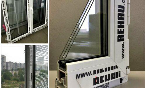 Пластиковые окна rehau Брест