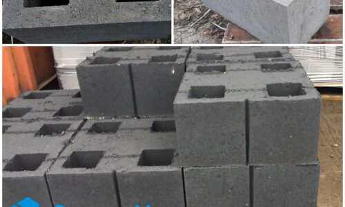 блоки демлер для фундамента